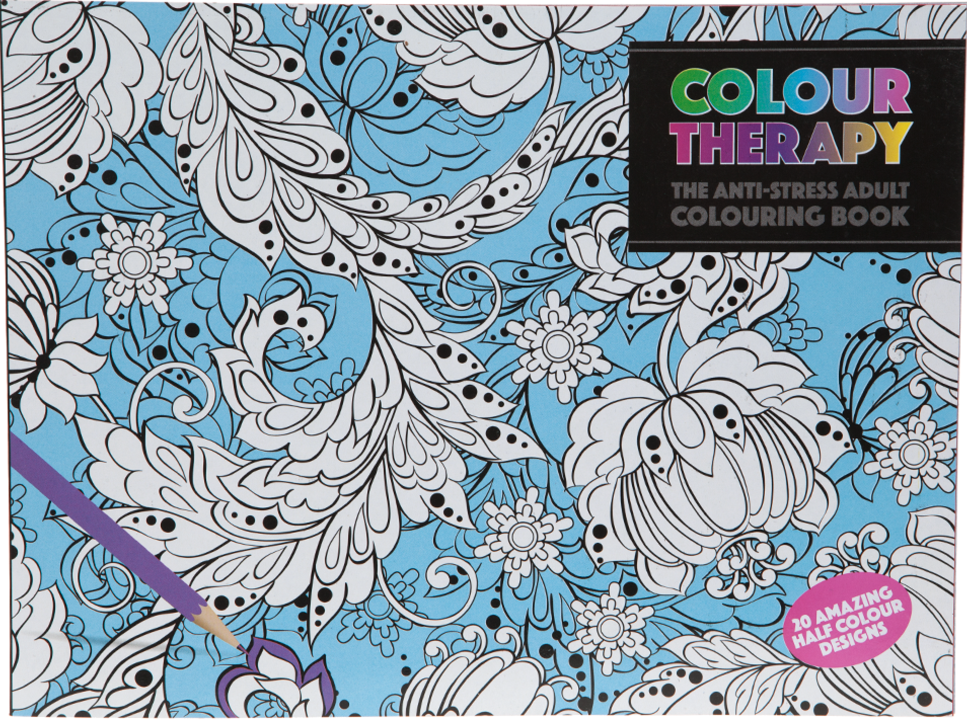 83 Colour Therapy Start To Relax With This Free Anti