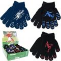 GL116 Boys Magic Football Gripper Gloves