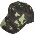 Childrens Camouflage 6 Panel Baseball Caps