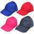 5055125940200 Plain Cotton Baseball Cap