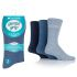 Mens SockShop Diabetic Gentle Grip Non Elastic Socks
