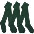 Girls Bottle Green School Tights