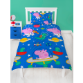 George Pig Planets Duvet Covers