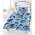 PJ Masks Badges Junior Duvet Cover Bedding Set