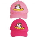 Girls Unicorn Baseball Cap