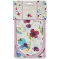 DG9902 Chatsworth Floral Double Oven Glove
