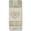TT9900 Cooksmart Woodland Tea Towel