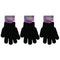 GLM-100 Children's Black Magic Gloves Case Lot