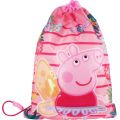 PEPPA-01867 Peppa Pig PE Gym Shoe Trainer Bags