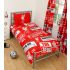 Liverpool LFC Single Duvet Cover Bedding Set