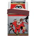 The Incredibles Single Duvet Set