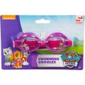 PWP9-3446 Girls PAW Patrol Swimming Goggles