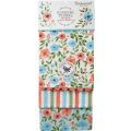 CookSmart Country Floral Tea Towel