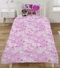 L.O.L Surprise Sing It Single Duvet Bedding Set