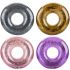 Glitter Filled Inflatable Ring 24 inch