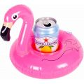 5050565383242 Flamingo Inflatable Drinks Holder