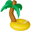 5050565383303 Palm Tree Inflatable Drinks Holder