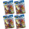 Creative 300 Piece Loom Bands Multi Colours