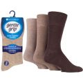 5019041179953 Mens Gentle Grip Big Foot Non Elastic Socks