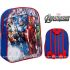 5949043753915 Marvel Avengers School Backpack