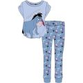 Z01_34235 Ladies Disney Eeyore Pyjamas