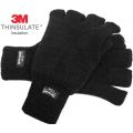 GL131 Adults 3M Thinsulate Fingerless Gloves