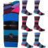 Mens Giovanni Cassini Dublin HoneyComb Top Socks