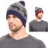 GL360 Adults Fairisle Bobble Ski Hats